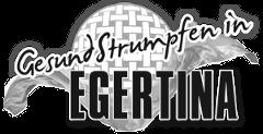 Egertina Strümpfe - Logo