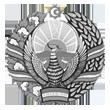 Usbekische Botschaft - Logo