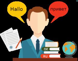übersetzen russisch-deutsch
