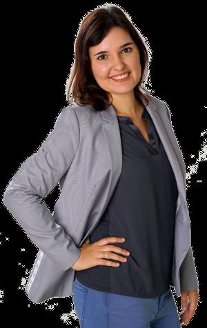 Geschäftsführerin - Oxana Bode - Einfach Russisch
